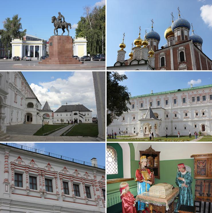Россия, Рязань, тур по России, тур по Золотому кольцу России