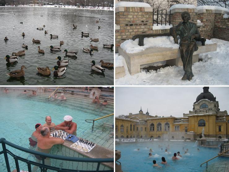 поехать в Будапешт, автобусный тур в Венгрию