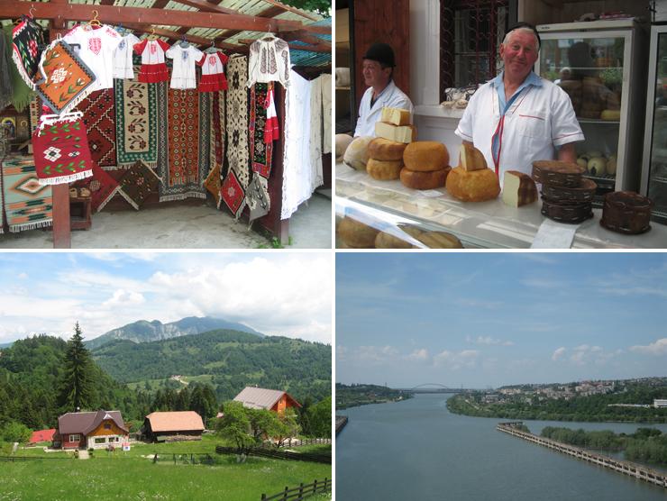 тур в Румынию, поехать в Румынию из Украины