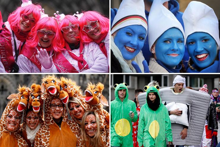 тур на Карнавал в Кёльне купить, с вылетом из Киева, автобусном из Львова, экскурсионные туры в Европу, автобусные туры в Европу, тур в Кёльн, тур в Германию