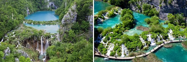 экскурсионные туры, автобусные туры, в Европу, по Европе, в Хорватию, с отдыхом на море, экскурсии в Хорватии, Плитвицкие водопады