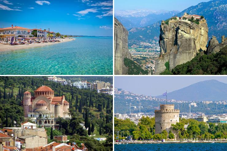 тур в Грецию купить, отдых на море в Греции, тур на Халкидики купить