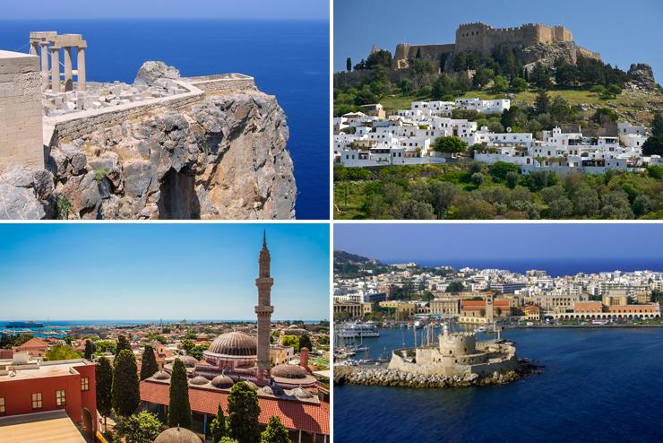 тур в Грецию купить, тур на Родос купить, отдых на море в Греции