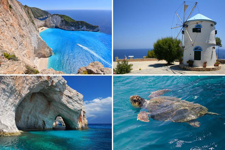 тур в Грецию купить, тур на Закинф купить, отдых на море в Греции
