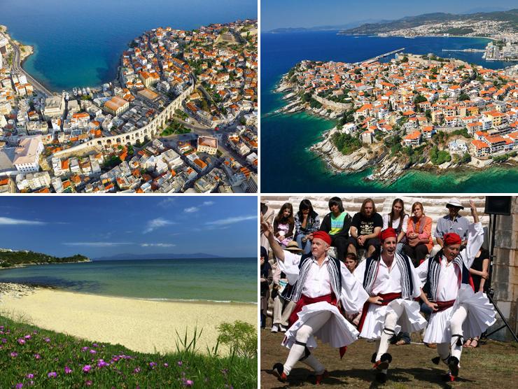 тур в Грецию купить, отдых на море в Греции, тур в Кавалу купить